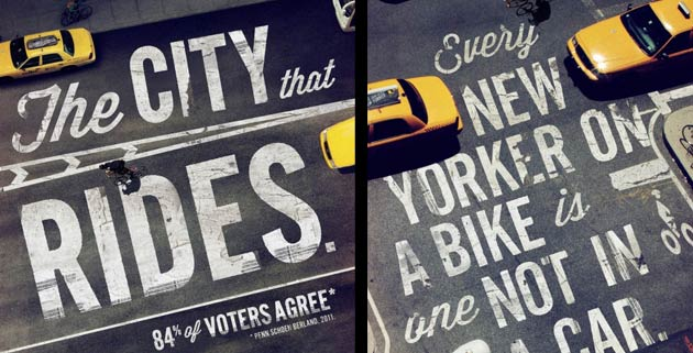 Photo of BIKE LIKE A NEW YORKER: la campagna a favore della bici a New York