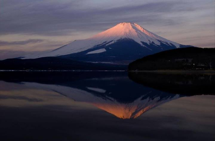 Photo of La bellezza del Monte Fuji in Giappone