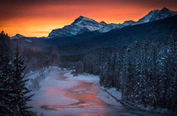 Photo of Bellissimo Tramonto in Canada