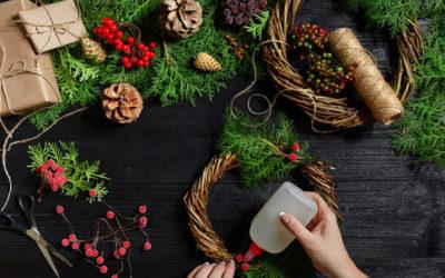 La guida per decorare casa con erbe e fiori per un Natale speciale