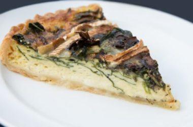 Quiche spinaci e brie: una ricetta a tutta Francia!