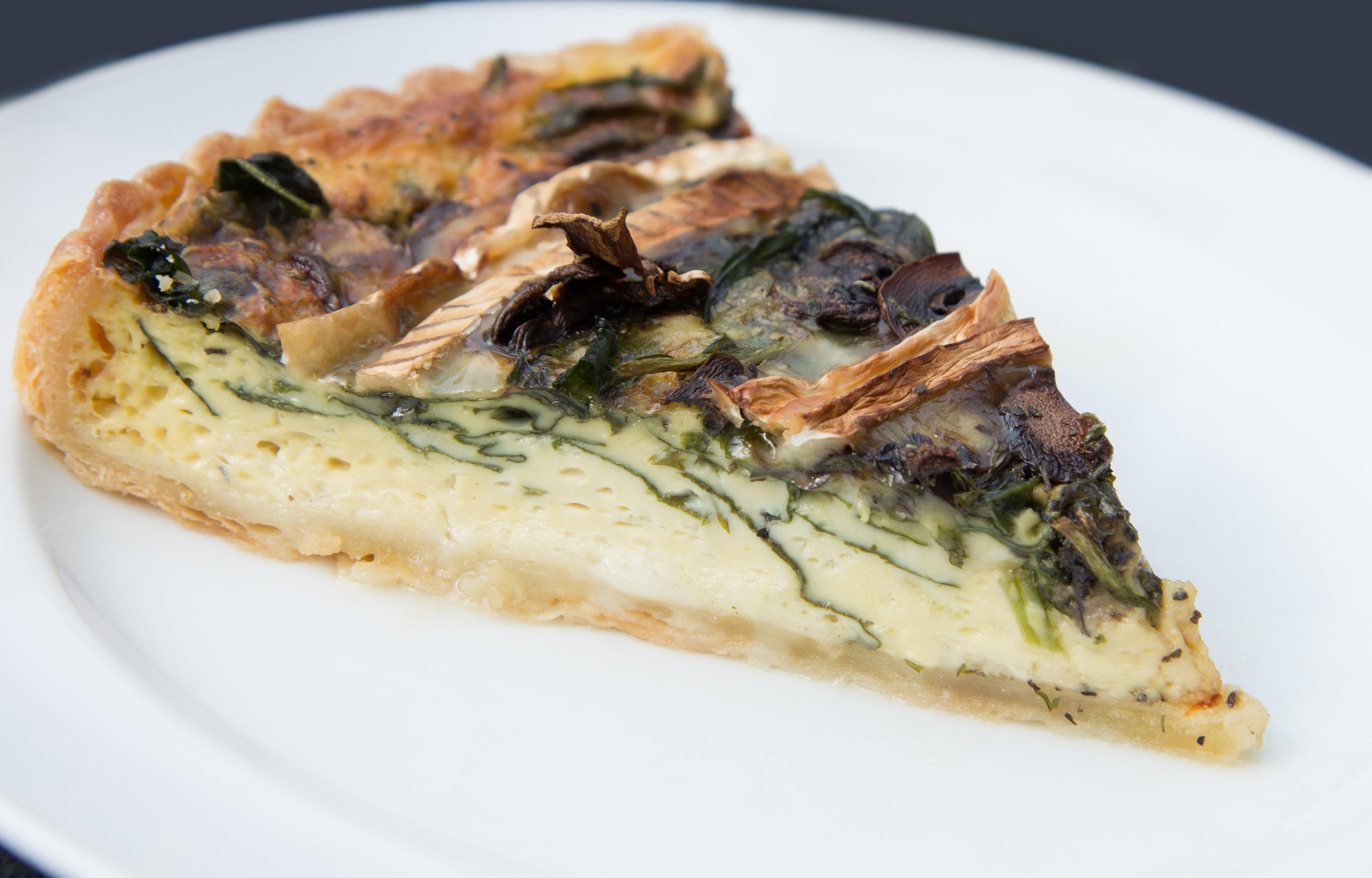 Photo of Quiche spinaci e brie: una ricetta a tutta Francia!