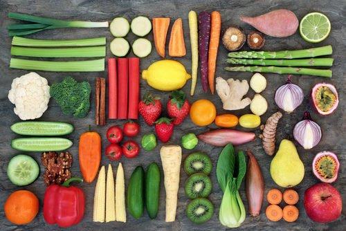 cibo sano per bambini