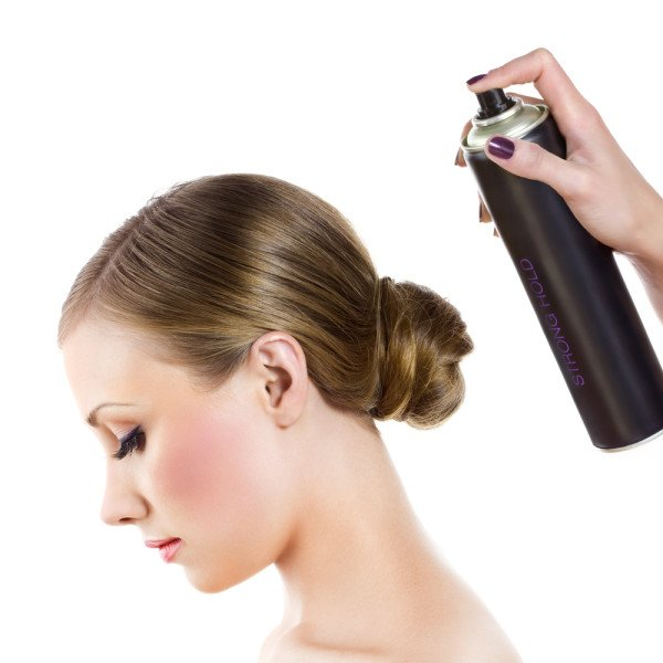 Photo of Lacca per capelli fatta in casa con ingredienti naturali