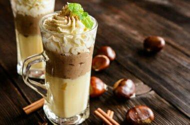 Puré di castagne al cioccolato e rum: ricetta ed ingredienti