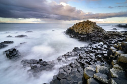 Photo of Giant's Causeway, Irlanda del Nord: lo spettacolo degli esagoni