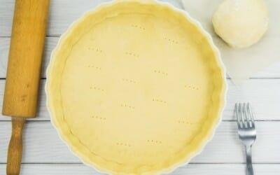 Pasta frolla senza burro e la ricetta vegana