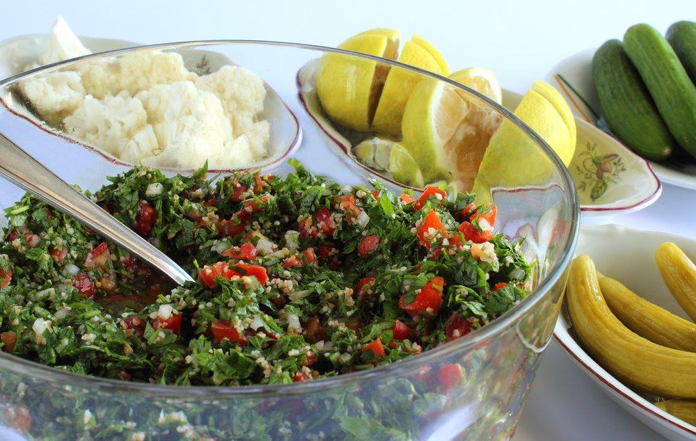 Photo of Ricetta del taboule alle verdure: dal Marocco con sapore!