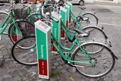 Bike Sharing is caring