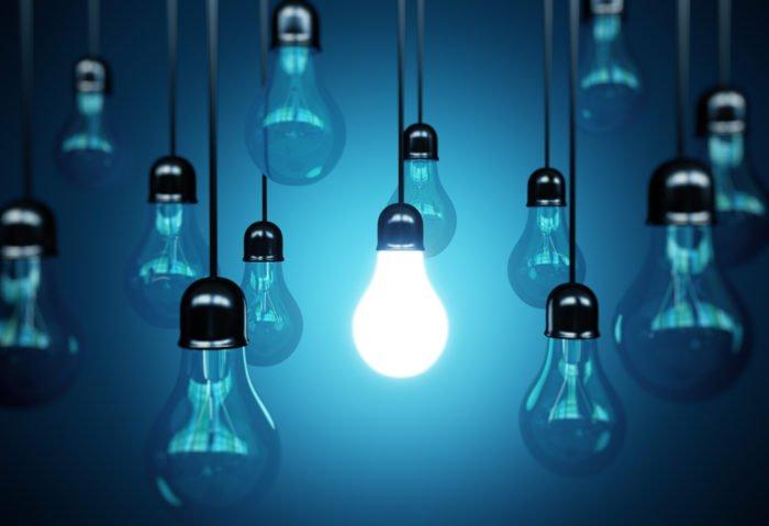 Differenza Tra Led E Risparmio Energetico.Lampadine A Led Alogene A Basso Consumo E Risparmio