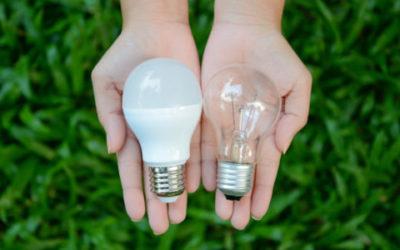 Lampadine a led alogene a basso consumo e risparmio energetico