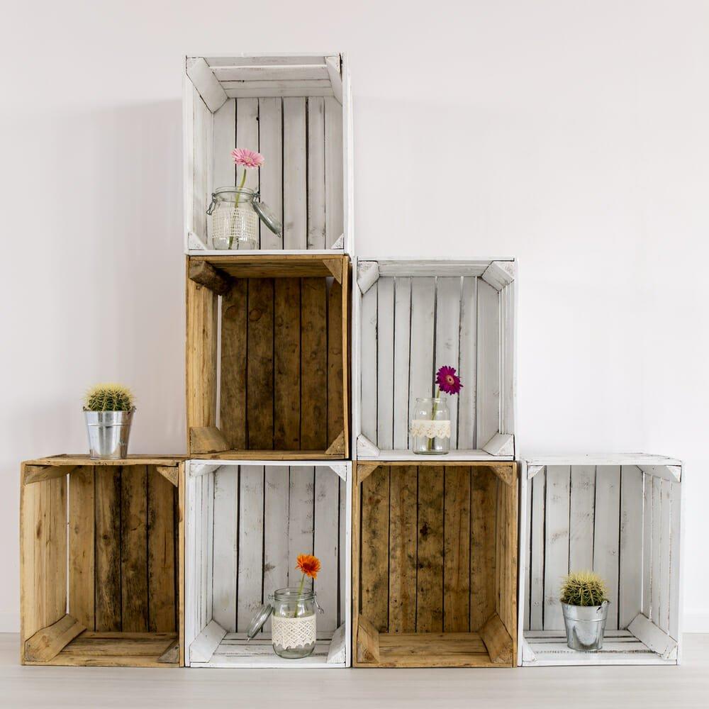 Photo of 3 idee per riciclare le cassette della frutta facendo qualcosa di bello, unico e… utile!