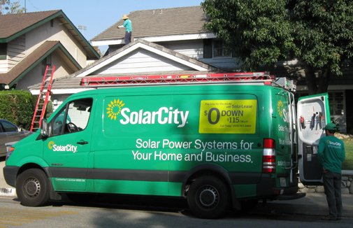 Photo of Google investe in SolarCity