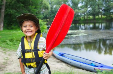 Mini-guida sul campeggio con bambini: i nostri consigli