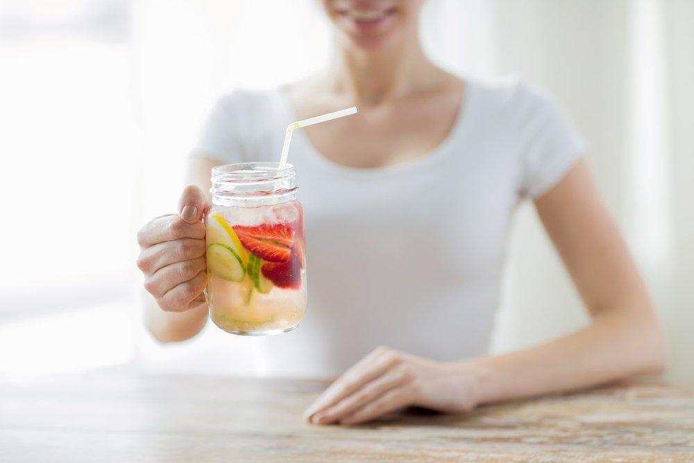 Photo of Provate queste cinque varianti di acque aromatizzate detox fai da te