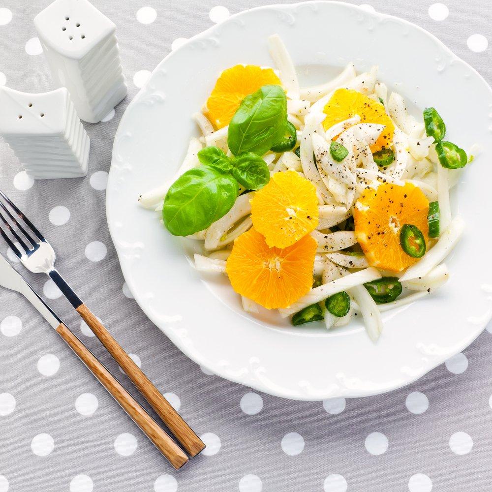 Photo of La ricetta dell'insalata di finocchi e arance alla siciliana, un piatto davvero rinfrescante