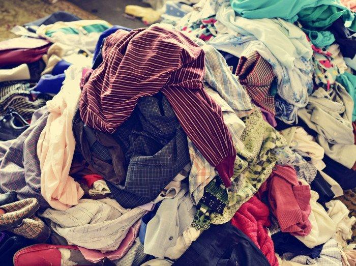 Favoloso Come vendere vestiti usati: consigli utili KK09