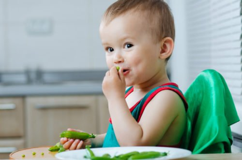 Come cucinare i legumi ai bambini: