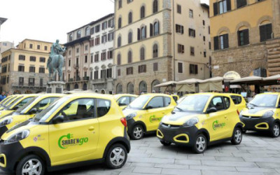 Anche a Firenze arriva il car sharing solidale per le donne: Share N'Go