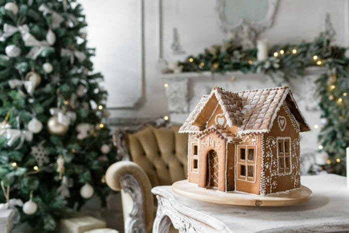 come decorare la casa per natale