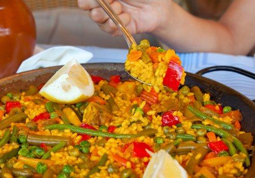 Photo of Paella vegetariana: ricetta originale ed ingredienti