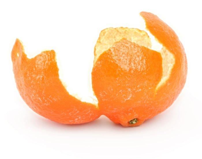 Ricetta delle scorzette di arancia candita
