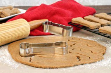 Come fare i biscotti per cani: due ricette facili