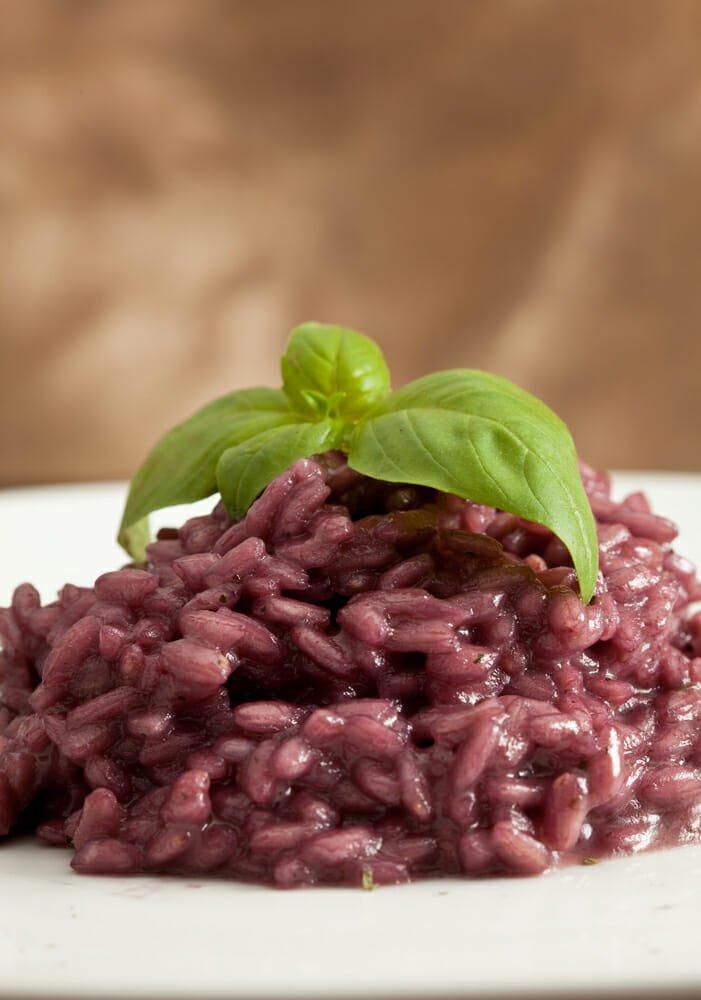 Photo of Risotto al vino rosso: ingredienti e ricetta