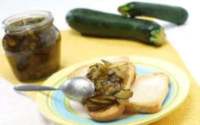 Marmellata di zucchine: ingredienti e ricetta