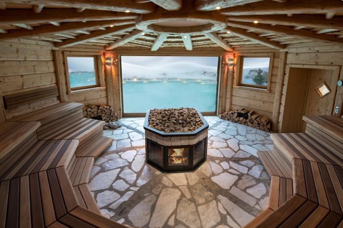 Hotel-Stanglwirt-Austria saune per gli amanti della natura