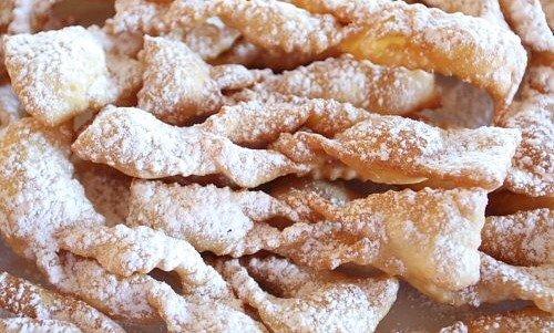 Italian Carnevale Food Recipes