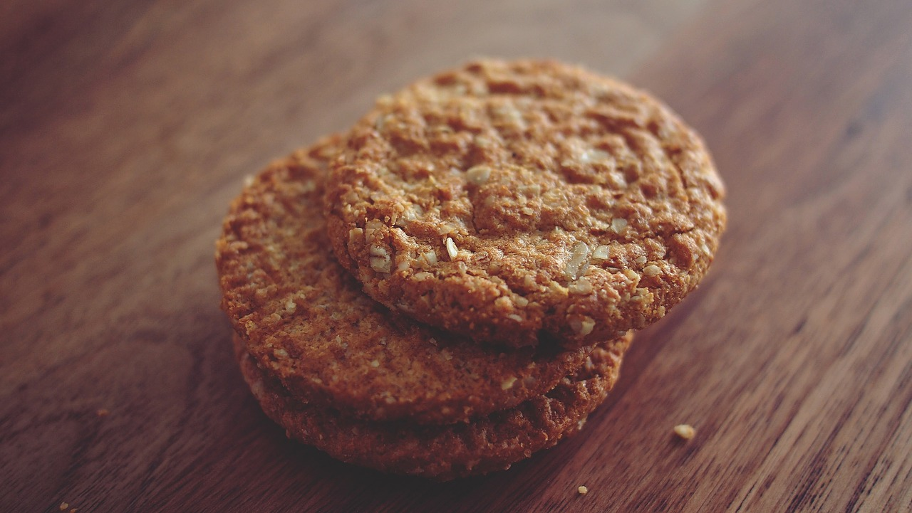 Amato Biscotti dietetici e naturali: 3 ricette FM03