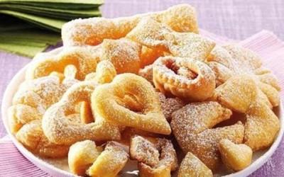 Ricetta dolci per carnevale