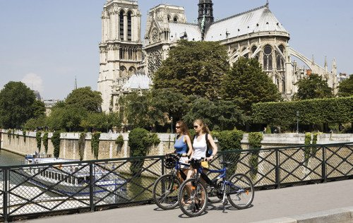 parigi bike friendly