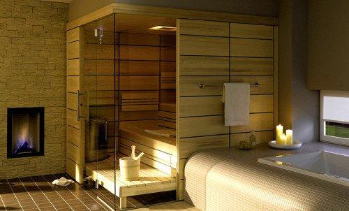 Sauna finlandese benefici e caratteristiche tuttogreen - Bagno finlandese ...
