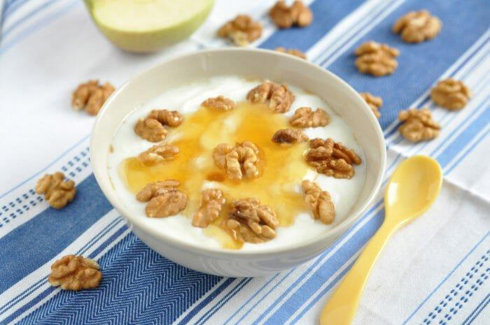 ricette con yogurt greco