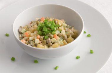 Insalata russa fatta in casa: ricetta ed ingredienti