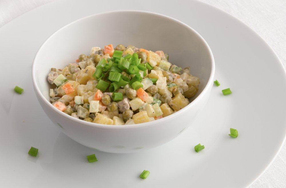 Photo of Insalata russa fatta in casa: ricetta ed ingredienti