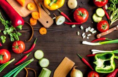 Ricette vegetariane: facili, veloci e naturali