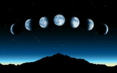 Calendario Lunare Salute E Bellezza.Lunario Agricolo Con I Lavori In Orto Giardino E Frutteto