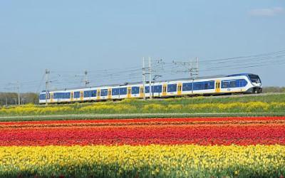 L'Olanda vuole tutti i suoi treni completamente alimentati dal vento