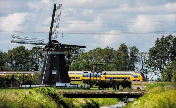 Photo of L'Olanda vuole tutti i suoi treni completamente alimentati dal vento