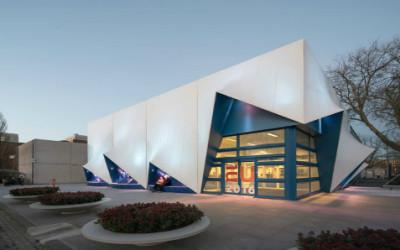 Amsterdam: primo edificio con facciata biodegradabile a stampa 3D