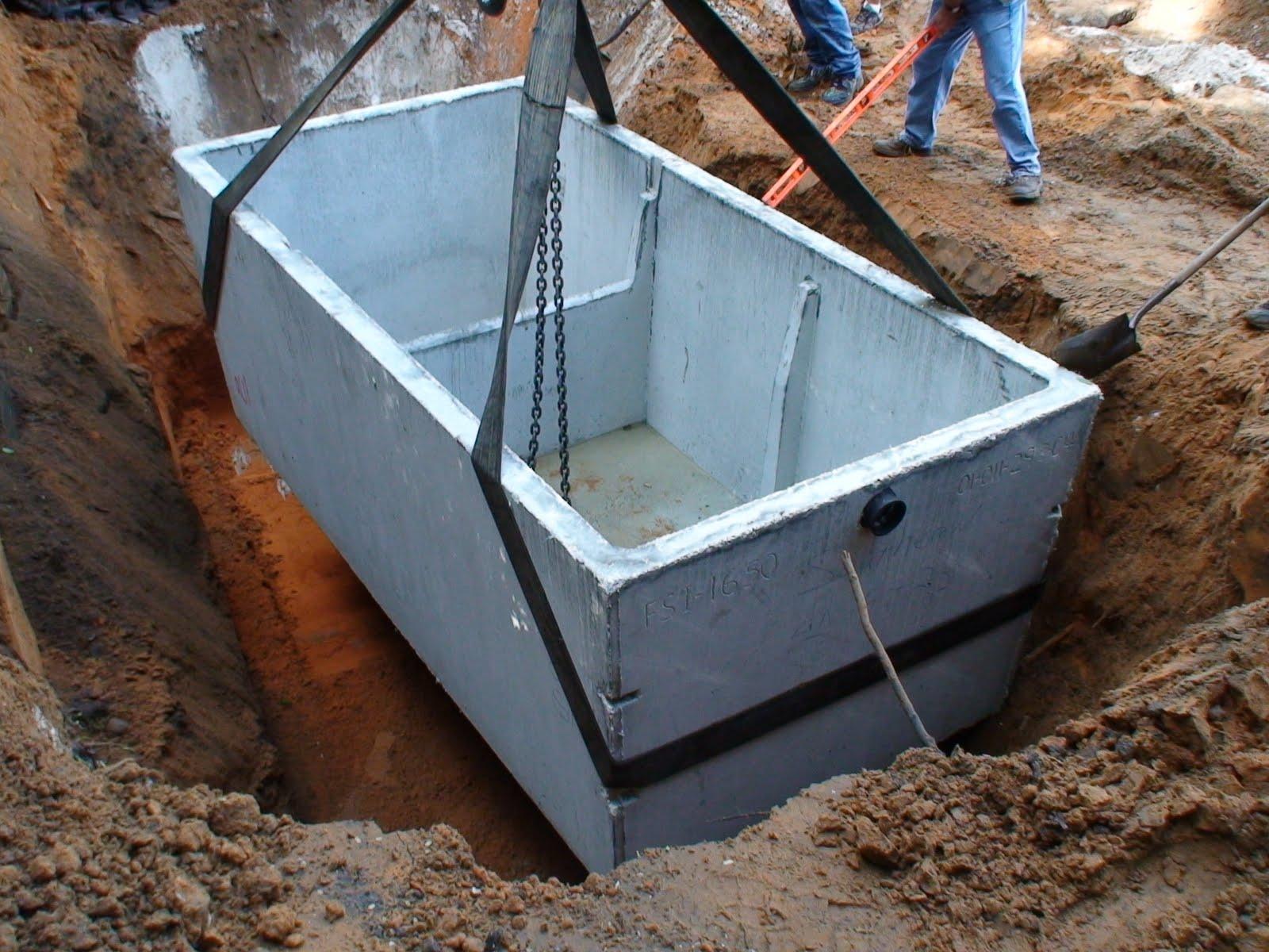 Fossa biologica come funziona e normativa tuttogreen for Fosse settiche in cemento