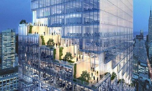 Photo of Una torre con giardini ad ogni piano sorgerà a Manhattan