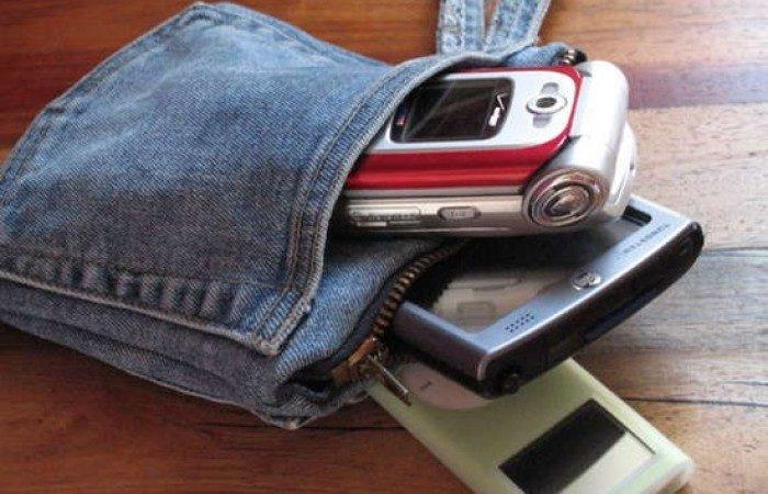 Come riciclare jeans