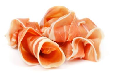 Come tagliare il prosciutto crudo: tagliere con morsa e ...