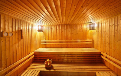 Sauna finlandese benefici e caratteristiche tuttogreen - Effetti benefici del bagno turco ...