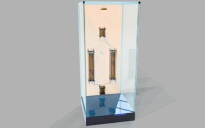 Potrete fare lunghe docce con acqua riciclata con Showerloop