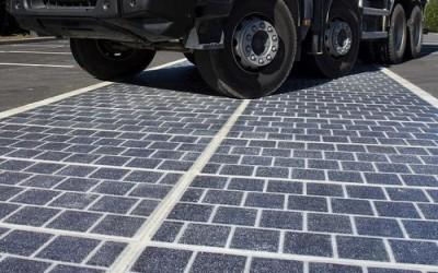 Nasce la prima strada fotovoltaica: si chiama Wattway